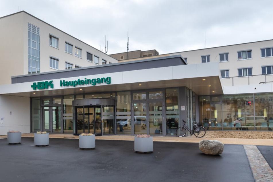 Die Babyklappe wird am Heinrich-Braun-Klinikum installiert.