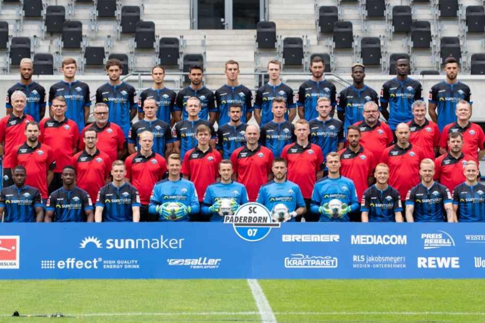 Das ist das Team des SCP für die Bundesligasaison 2019/2020.