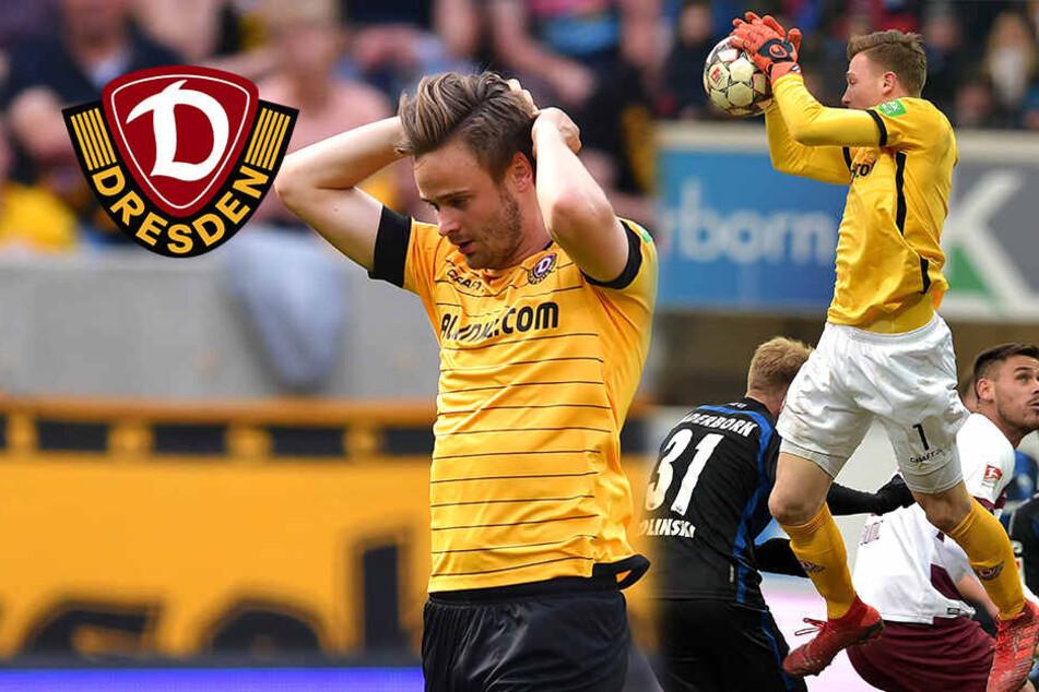 Dynamos Zeugnis: Fünf Spieler verdienten sich eine Bestnote Eins