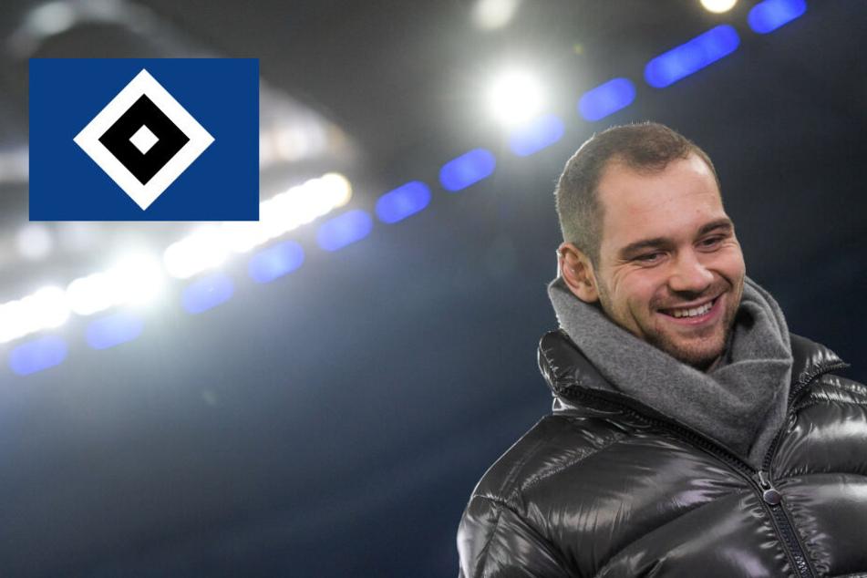 HSV kann gegen Dresden auf Lasogga zurückgreifen, außerdem gibt's Ersatz für Sakai