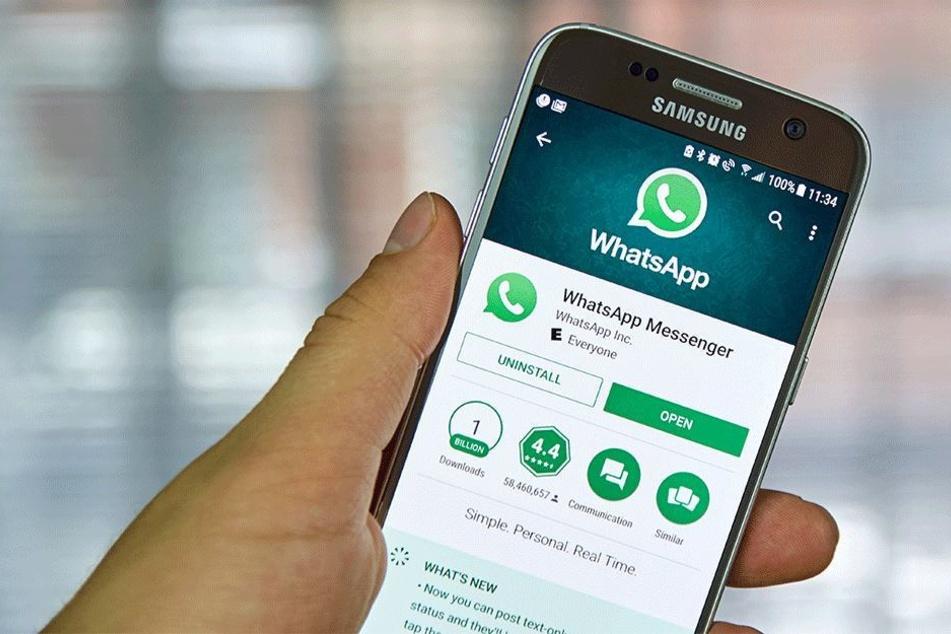 Dank der neuen Funktion soll WhatsApp sicherer werden. (Symbolbild)