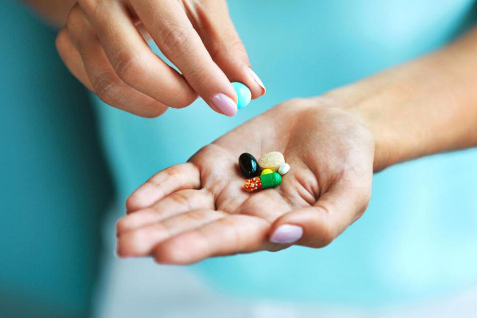 Die korrekte Dosierung sollte unbedingt mit einem Arzt abgesprochen werden.
