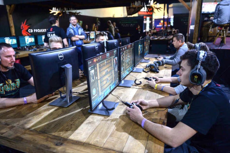 """""""Games Week Berlin"""" lockt Tausende Zocker zum Daddeln in die Hauptstadt"""