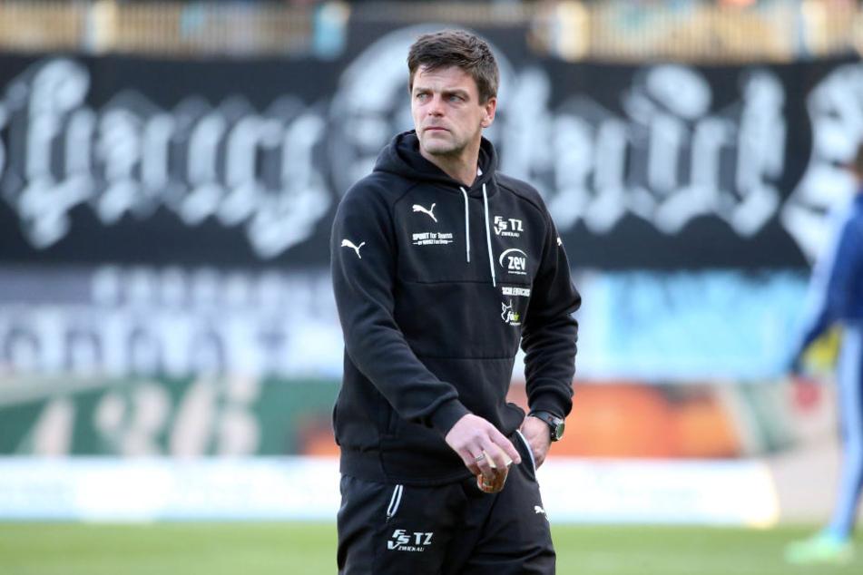 Torsten Ziegner will mit dem FSV einen Platz unter den Top 4 erreichen.