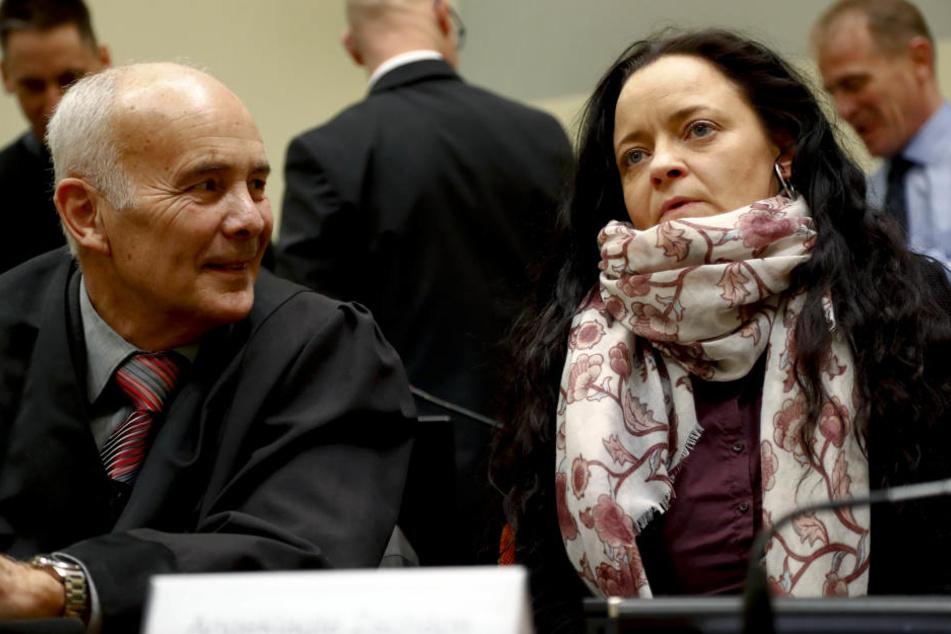 Hermann Borchert (li.) konnte nicht am Gericht erscheinen.