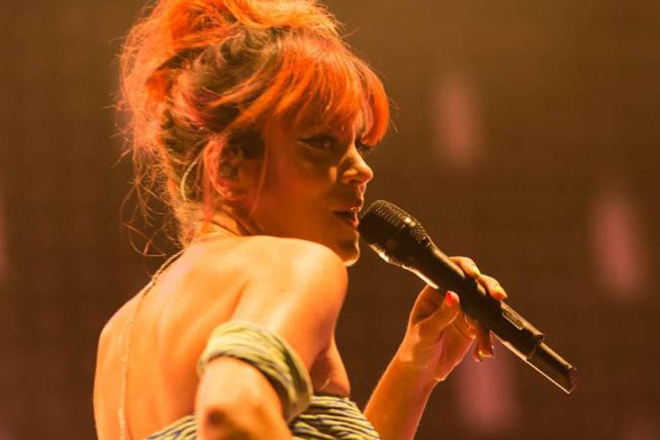 Sängerin Lily Allen (31) ist dafür bekannt, kein Blatt vor den Mund zu nehmen.