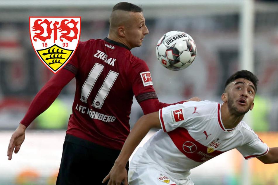 Knoten geplatzt! VfB feiert 2:0-Sieg gegen den 1. FC Nürnberg