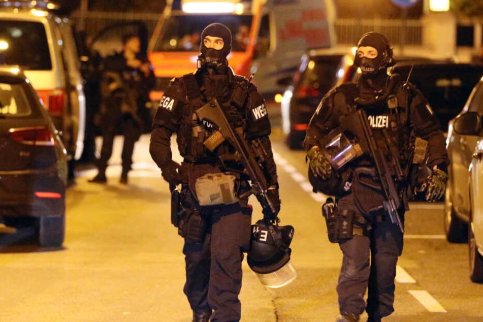 Die österreichische Spezialeinheit Cobra verhaftete den Verdächtigen. (Symbolbild)