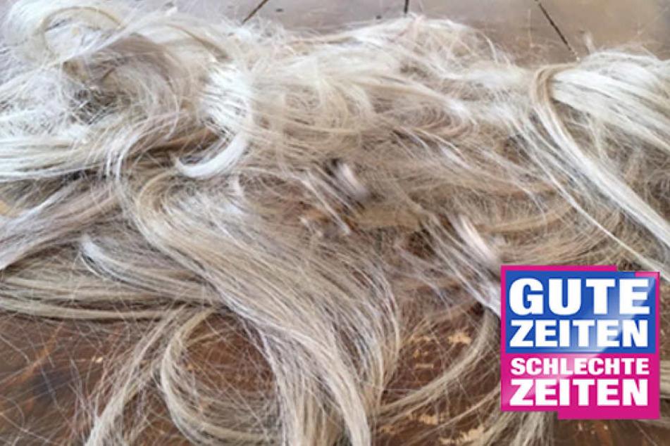 Oha! Welcher GZSZ-Star hat so viele Haare gelassen?