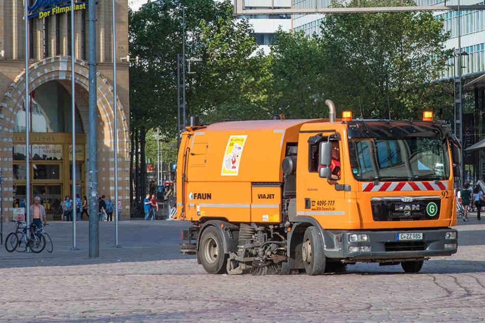 Kaugummis & Co. bleiben kleben: Keine Extra-Reinigung an der Zenti