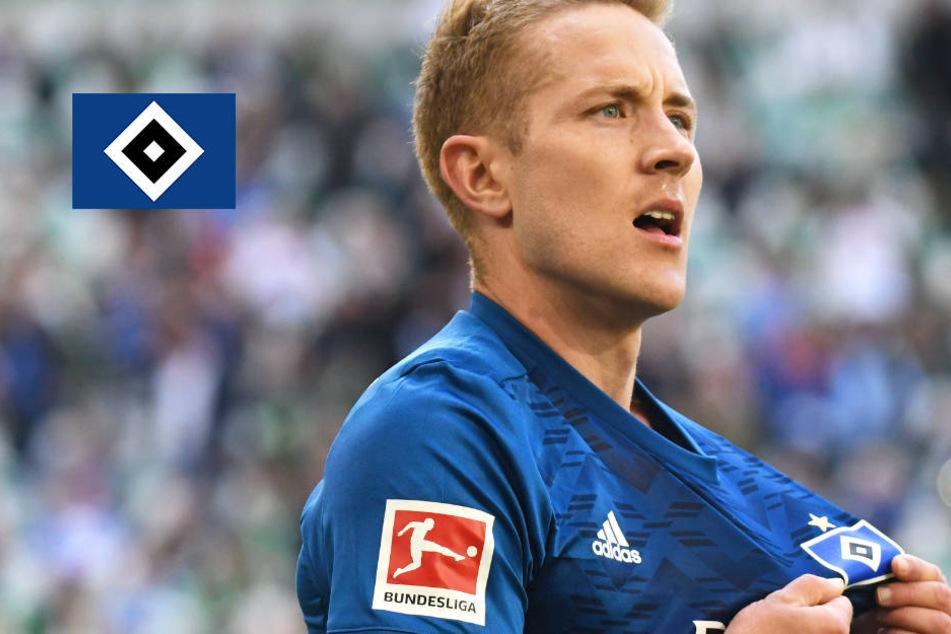 """Hamburgs Holtby warnt vor 2. Liga: """"Werden großen Widerstand erleben"""""""