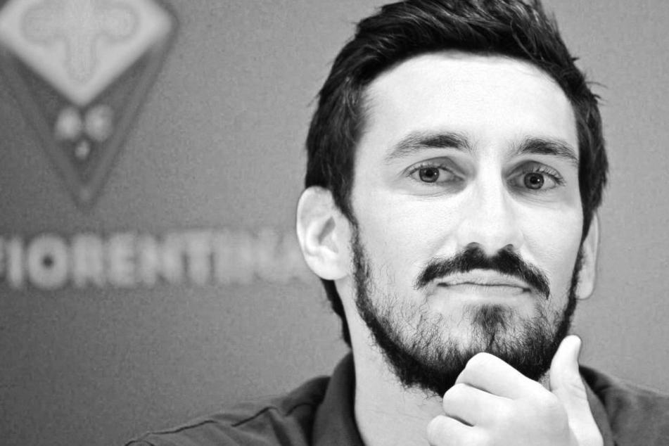 Davide Astori wurde nur 31 Jahre alt.