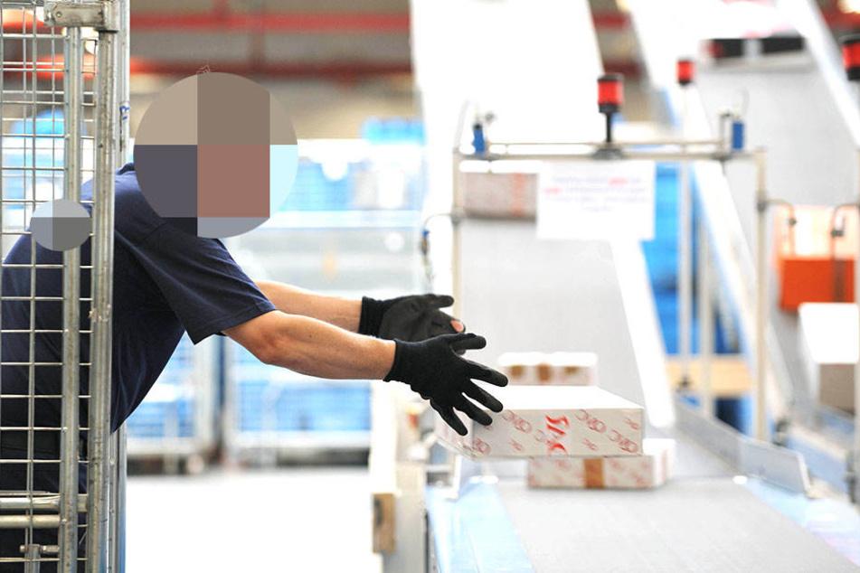 Schichtarbeit - wie hier an einem Fließband - für einen schwerkranken Mann? So lautete ein Vermittlungsvorschlag.