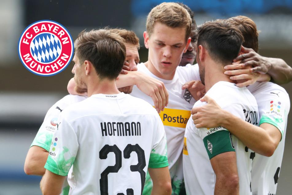 Hammer in der Bundesliga? FC Bayern wohl an weiterem Star von Gladbach dran!