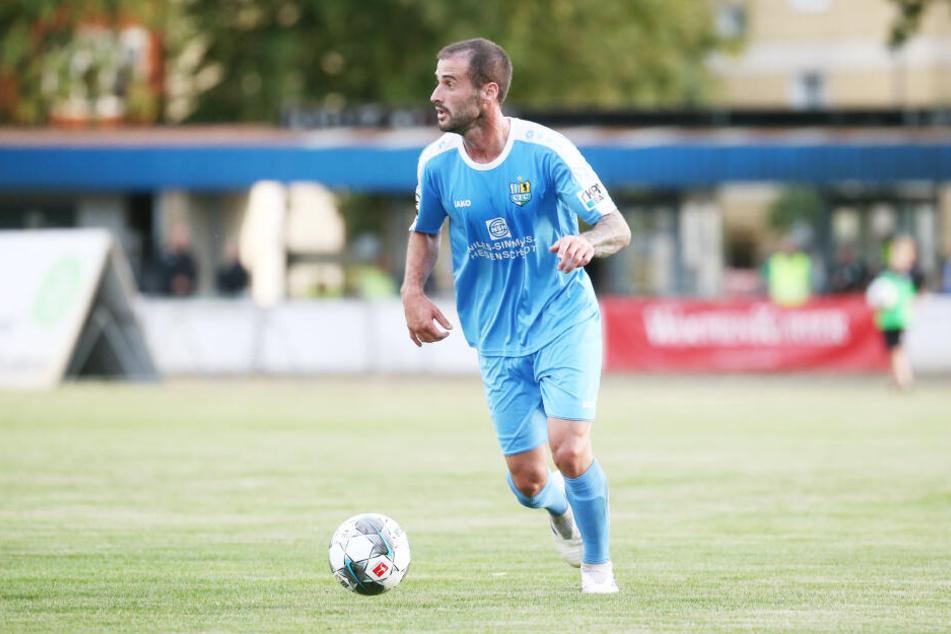 Linksverteidiger Thomas Doyle kehrt nicht zum Chemnitzer FC zurück.