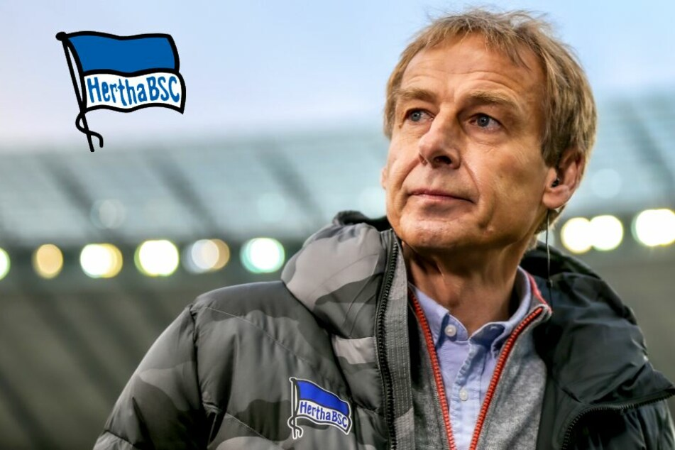 """""""Egal wo!"""" Hertha-Trainer Klinsmann will unbedingt neues Stadion"""