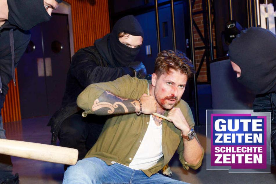 John beinah zu Tode geprügelt: GZSZ-Fans von Brutalo-Folge begeistert