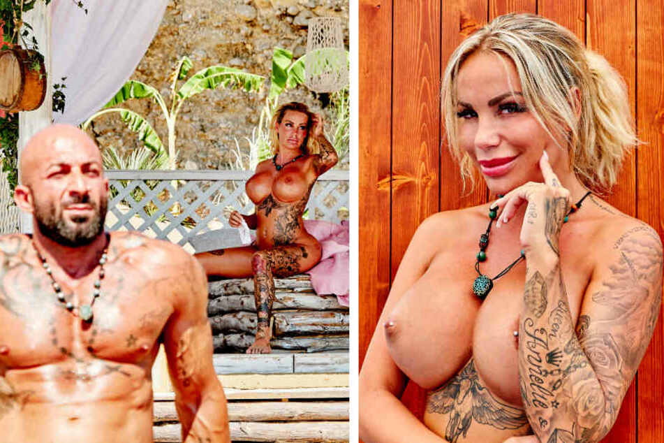 Melanie Martin  nackt