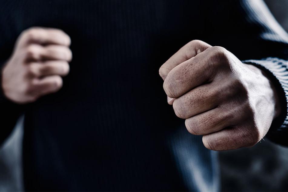 Die Anwohner wurden verprügelt, weil sie ihre Ruhe haben wollten. (Symbolbild)