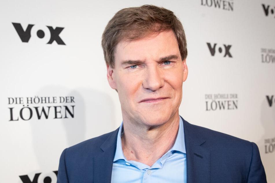Carsten Maschmeyer (60) bei einem Fototermin.