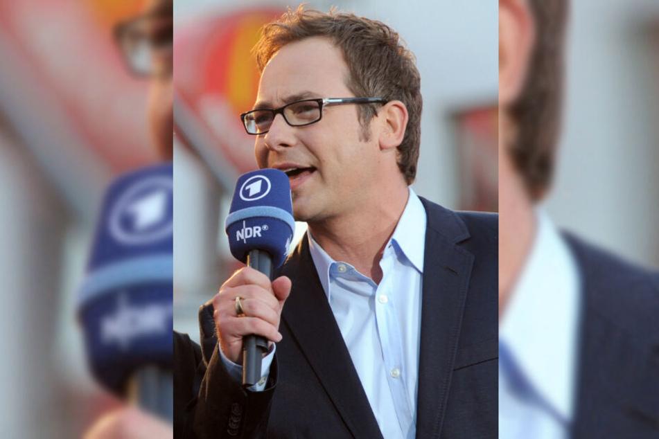 Seit 2011 moderiert Matthias Opdenhövel für die ARD.