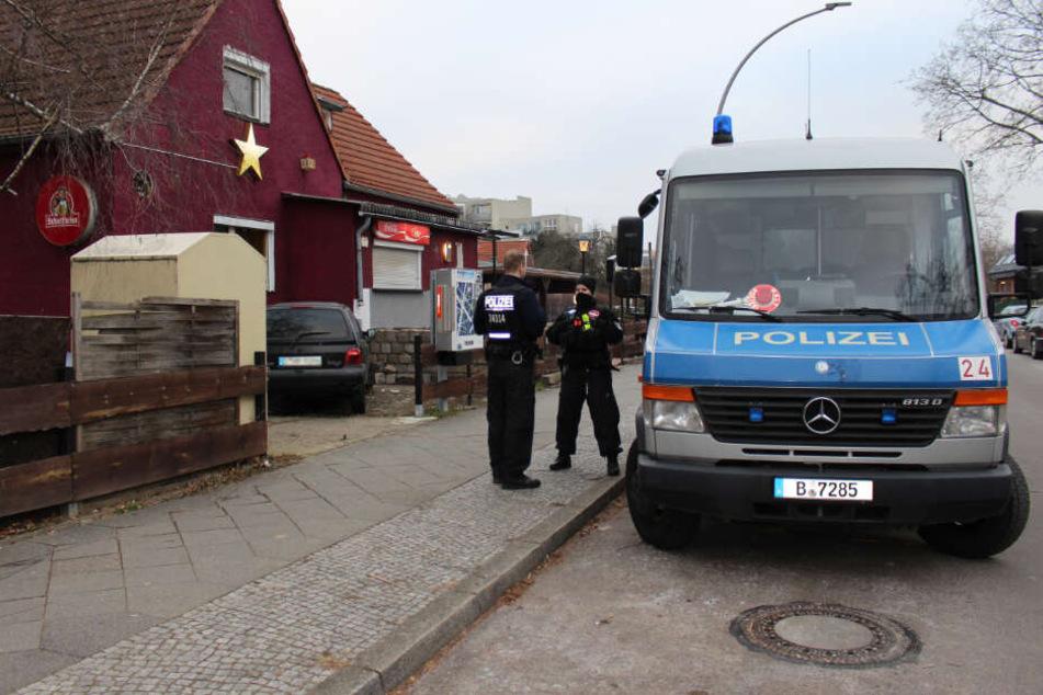 Großrazzia in Berlin: Schlag gegen internationale Waffenschmuggler-Bande