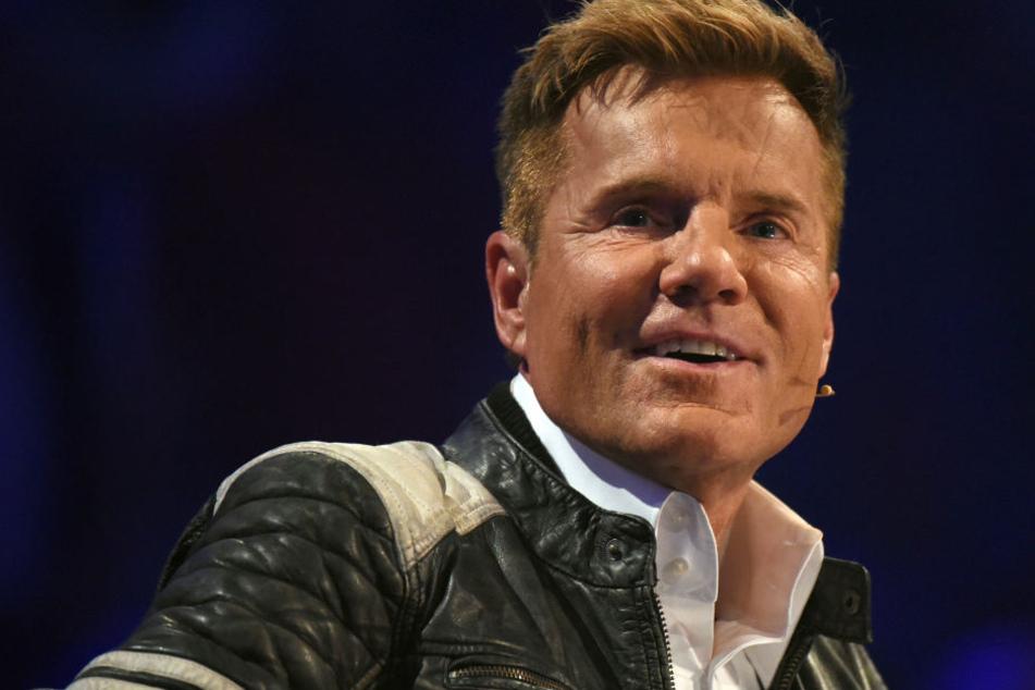 """Dieter Bohlen hat sich den Spitznamen """"Pop-Titan"""" nicht selber ausgedacht."""