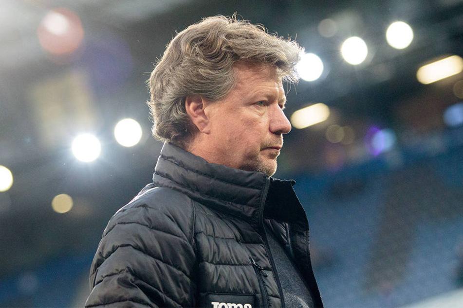 Jeff Saibene (49) ist seit März 2017 in Bielefeld als Trainer angestellt.