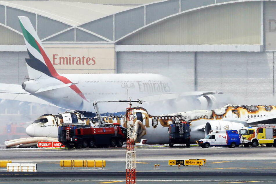 An Bord dieser Maschine befand sich auch Abdul Khadar (62).