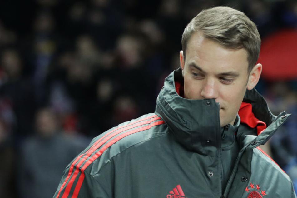 Der FC Bayern macht ein Geheimnis um die Verletzung von Manuel Neuer.
