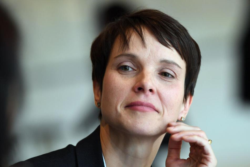 Frauke Petry, ehemalige Chefin der AfD.