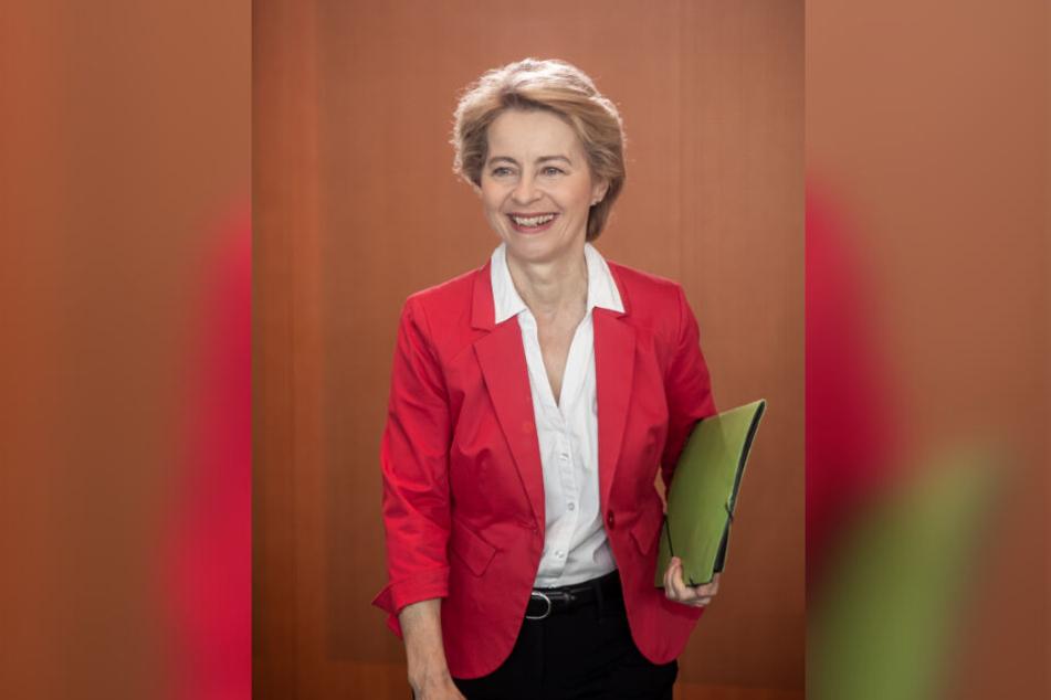 Verteidigungsministerin Ursula von der Leyen (CDU) soll die Ansprache zu den Feierlichkeiten zum 70. Luftbrückenjubiläum in der Gemeinde Faßberg halten.