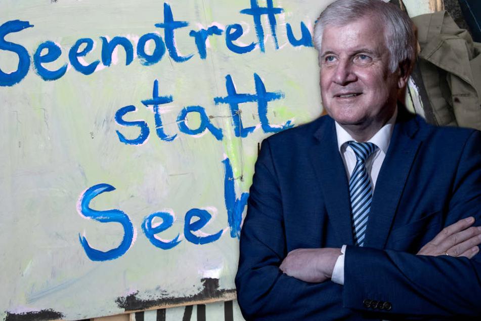 Sorgt Besuch von Innenminister Seehofer für Chaos in Frankfurt?