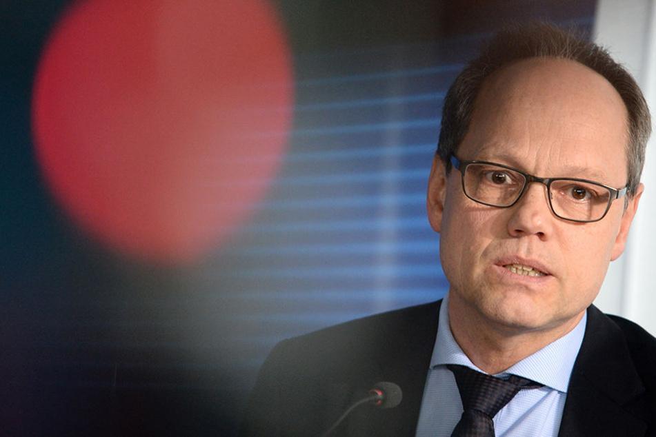 Chefredakteur der Tagesschau Kai Gniffke äußert sich über die ARD-Berichterstattung.