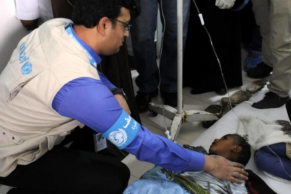 Im Jemen wurde der Notstand ausgerufen.