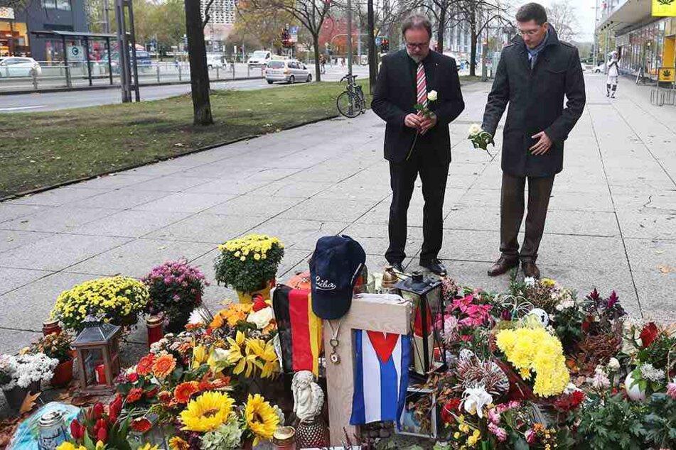 Chemnitz: Zwei Monate nach Bluttat in Chemnitz: Angehörige planen Gedenkstein