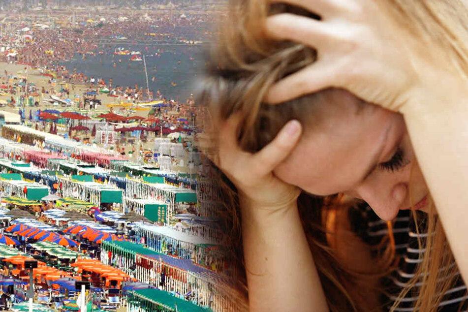 Touristin in Rimini mehrmals vergewaltigt: Täter stellen sich!