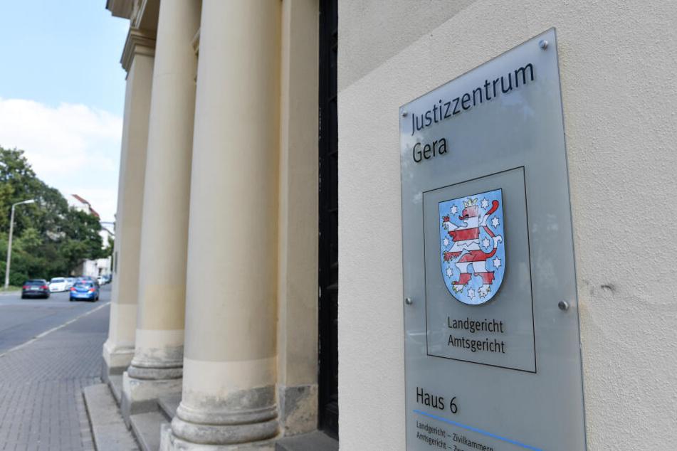Vor dem Landgericht in Gera fiel das Urteil.