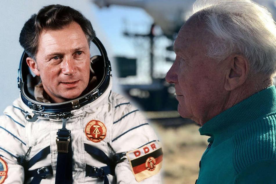 """Vor 40 Jahren startete """"Sojus-31"""" mit Sigmund Jähn ins All"""