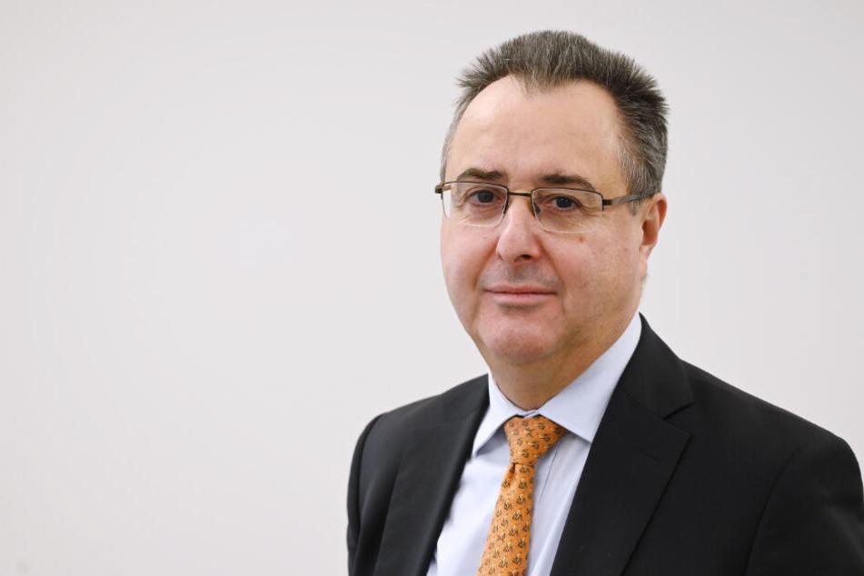 Pierre Godar ist leitet die ArianeGroup in Deutschland.
