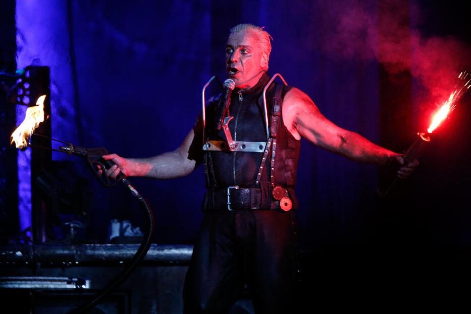 Rammstein rockten am Samstag und Sonntag das Olympiastadion in München. (Symbolbild)