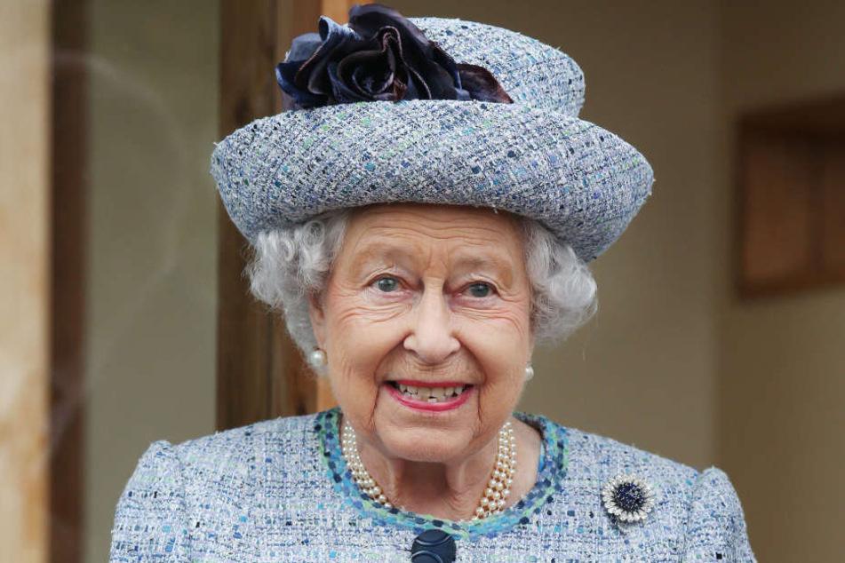 Wegen einer Indiskretion soll die Queen gar nicht amused sein.