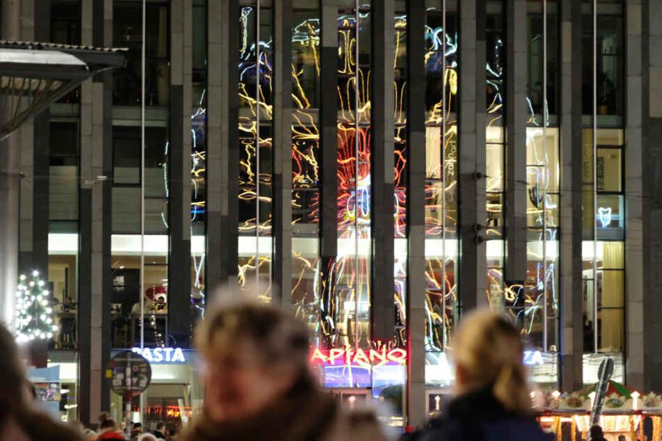 Nur am 3. und 17. Dezember dürfen die Läden in Leipzigs Innenstadt auch Sonntags öffnen. (Archivbild)