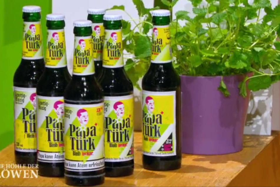 """""""Papa Türk"""" heißt das Getränk der beiden Bremer, die in Lemgo studiert haben."""