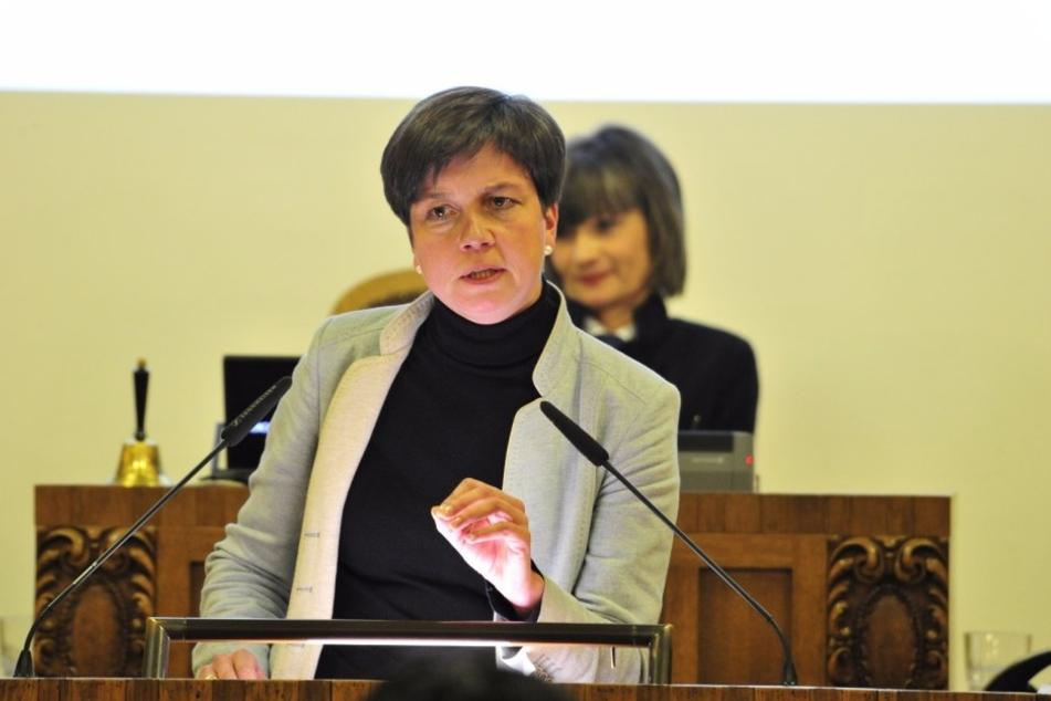 CDU-Stadträtin Almut Patt (45)