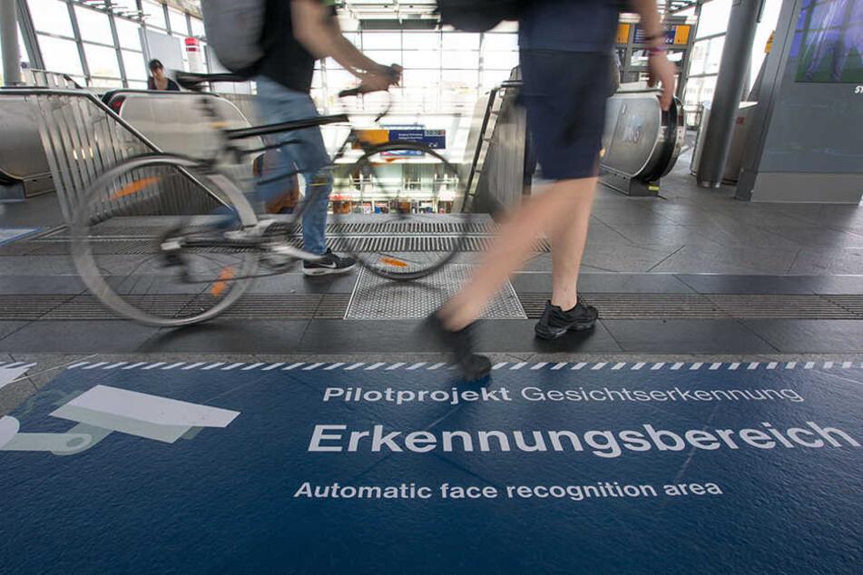 Einwände gegen automatische Gesichtserkennung in Berlin