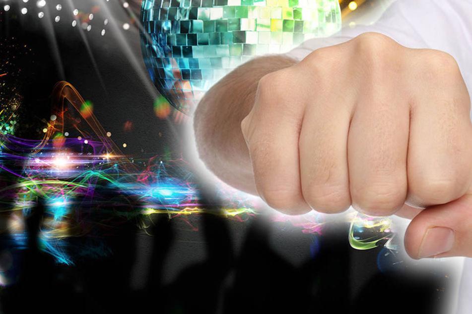 Ein Streit in einer Diskothek in Bad Blankenburg eskalierte.