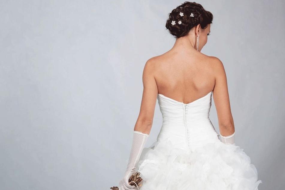 Die Braut konnte noch vor der Hochzeit gehen (Symbolbild).