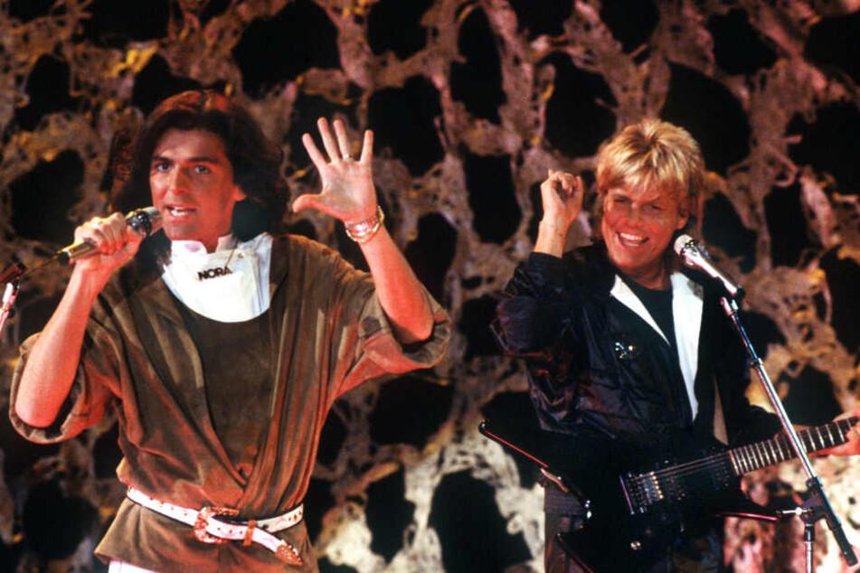 Die Original-Version des Liedes stammt vom Duo Modern Talking um Thomas Anders und Dieter Bohlen.