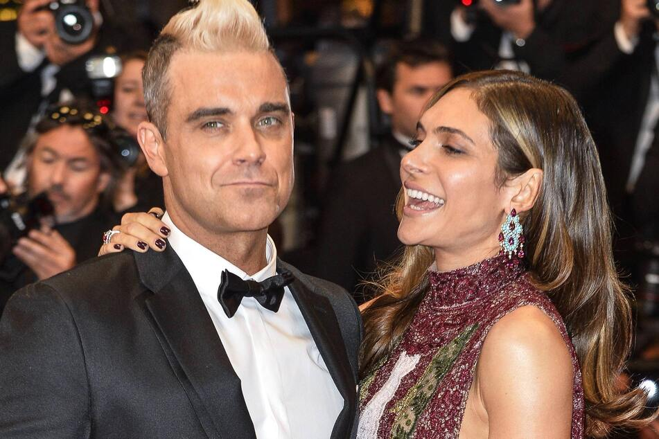 Robbie Williams (46) and Ayda Field (41) have been married since 2010.